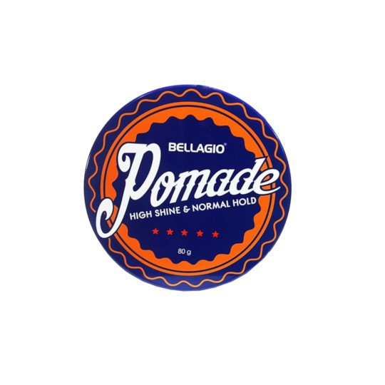 BELLAGIO POMADE HIGH SHINE & NORMAL HOLD 80 G