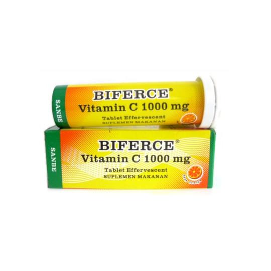 Biferce Orange 10 Tablet Effervescent