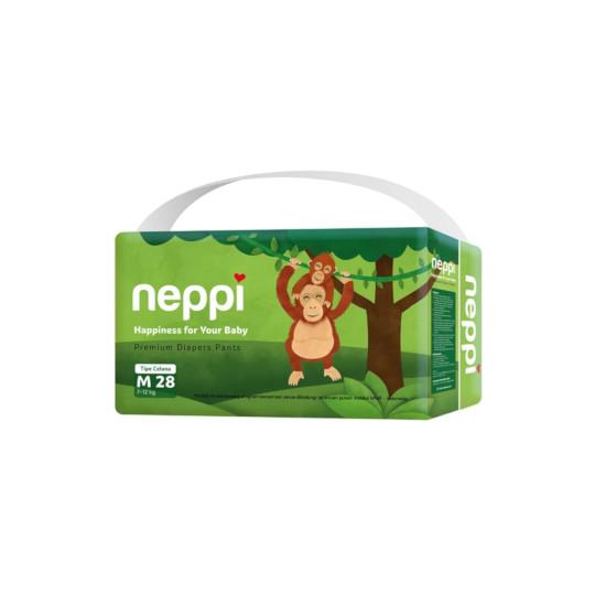 Neppi Baby Pants M 28 Pieces
