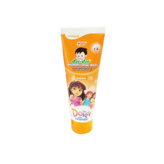 DEE DEE CHILDRENS FACIAL WASH ORANGE 100 G