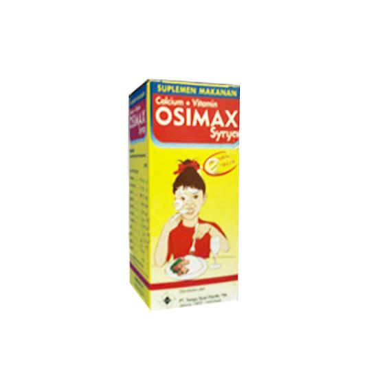 OSIMAX SIRUP 60 ML
