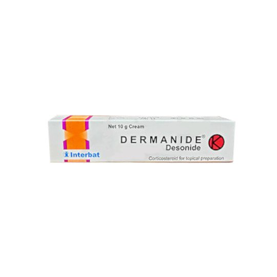DERMANIDE 0.5 MG/G SALEP 10 G