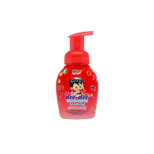 Dee Dee Shower Foaming Strawberry 225 ml