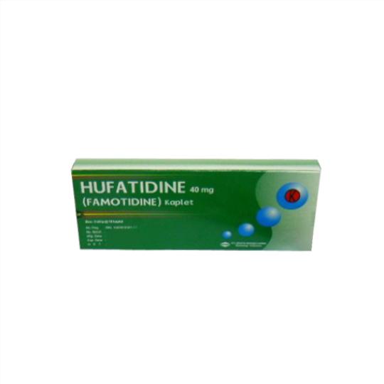 HUFATIDINE KAPLET 40 MG