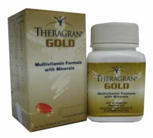 THERAGRAN GOLD 30 TABLET