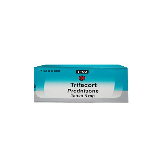 TRIFACORT 10 TABLET