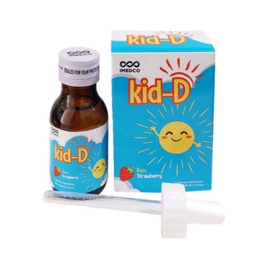 Kid-D Sirup 60 ml