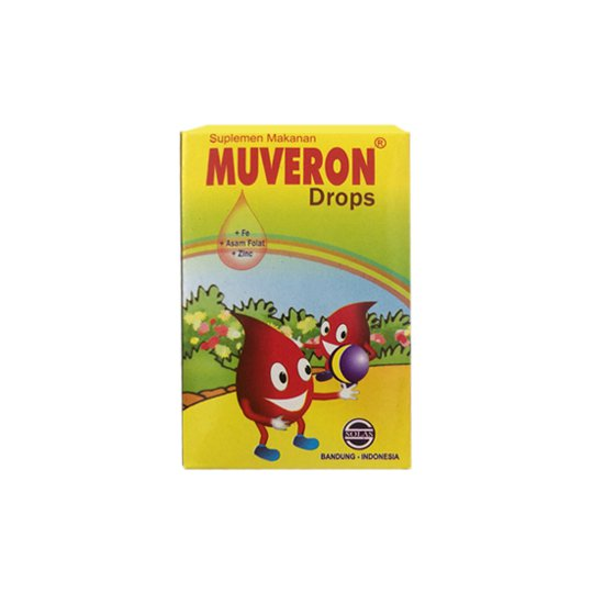 MUVERON DROPS 15 ML