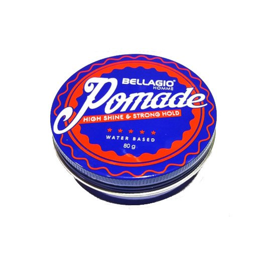 BELLAGIO POMADE HIGH SHINE & STRONG HOLD 80 G
