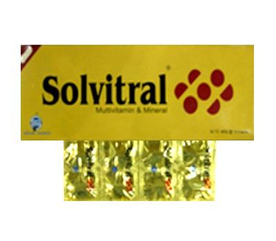 SOLVITRAL KAPLET