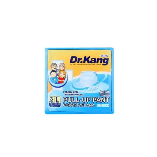 DR KANG PANTZ SIZE L ADULT DIAPER 3'S