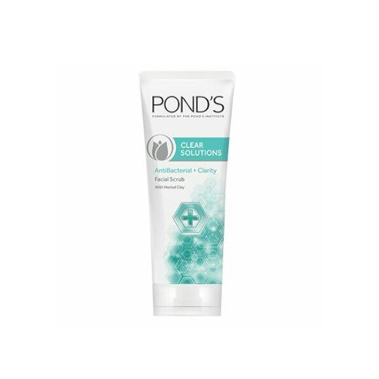 POND'S CLEAR SOLUTION FACIAL SCRUB 50 ML