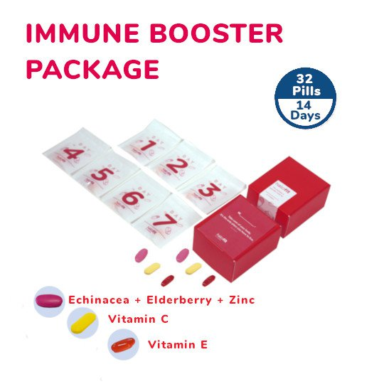 IMMUNE BOOSTER PACKAGE (14-DAYS)