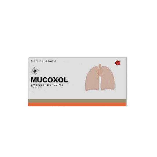 MUCOXOL TABLET