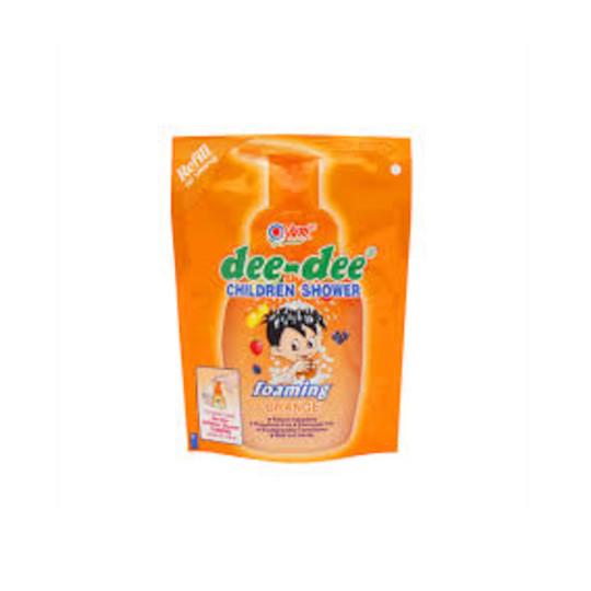 Dee Dee Shower Foaming Orange 200 ml
