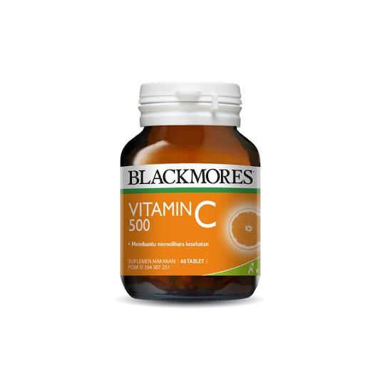 BLACKMORES VITAMIN C 500 MG 60 TABLET