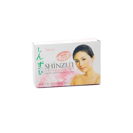 SHINZUI SAKURA SABUN BAR 100 G