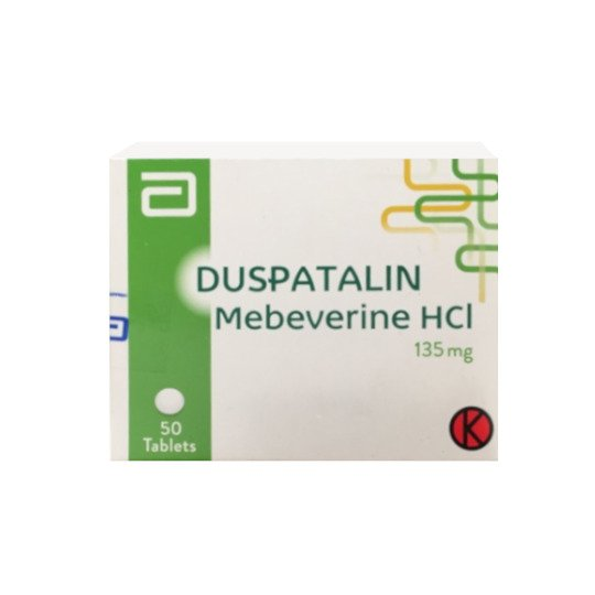 DUSPATALIN 135 MG 10 TABLET