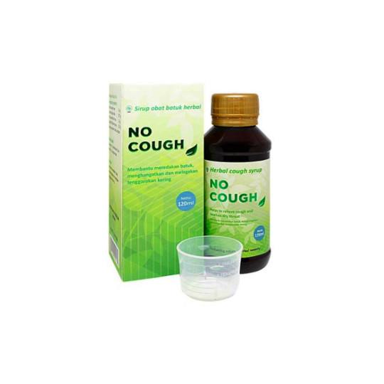 No Cough Obat Batuk Herbal 120 ml