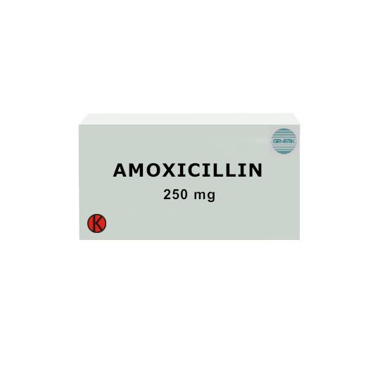 AMOXICILLIN 250 MG 10 KAPSUL