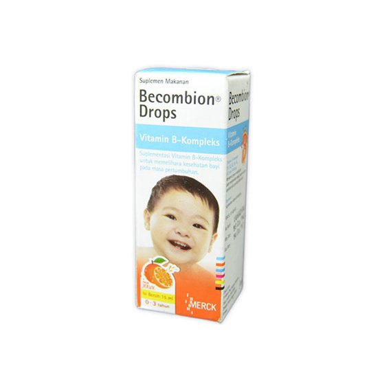 BECOMBION DROPS 15 ML
