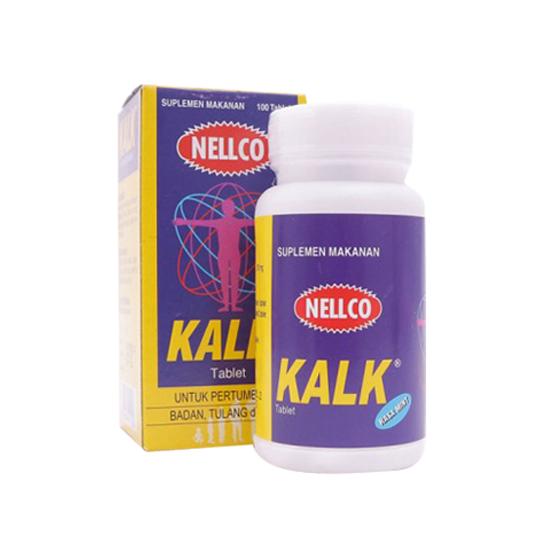 Kalk Nellco 10 Tablet