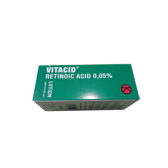 VITACID LOTION 50 ML