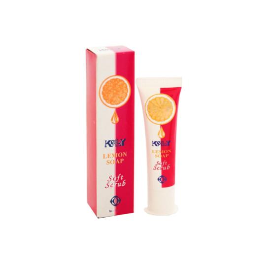 KELLY LEMON SOAP SOFT SCRUB 75 G