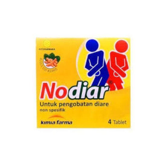 NODIAR 4 TABLET