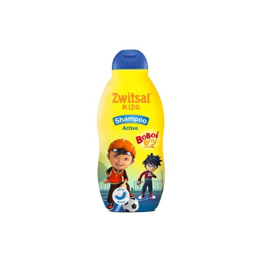 Zwitsal Kids Shampoo Active 180 ml