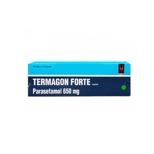TERMAGON FORTE 650 MG 10 KAPLET