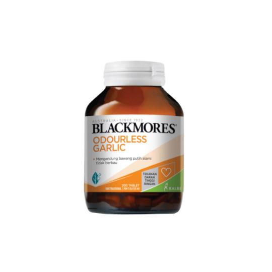 Blackmores Odourless Garlic 200 Tablet