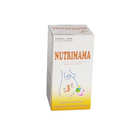 NUTRIMAMA-3 15 KAPSUL