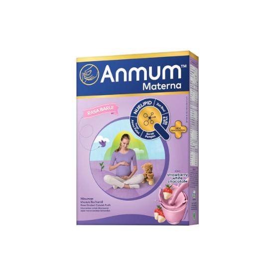 ANMUM MATERNA STRAWBERRY WHITE CHOCOLATE 200 G