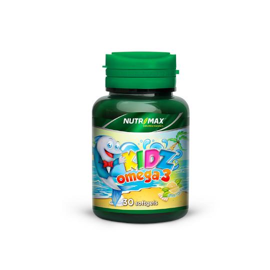 NUTRIMAX KIDZ OMEGA-3 30 KAPSUL