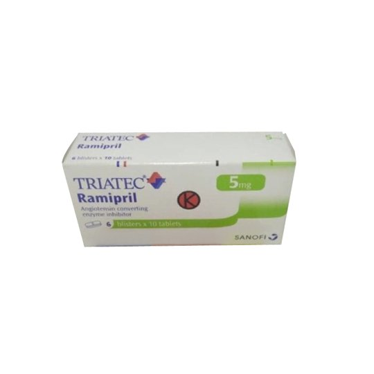 TRIATEC 5 MG 10 TABLET