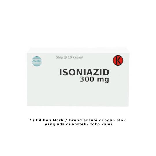Isoniazid 300 mg 10 Tablet