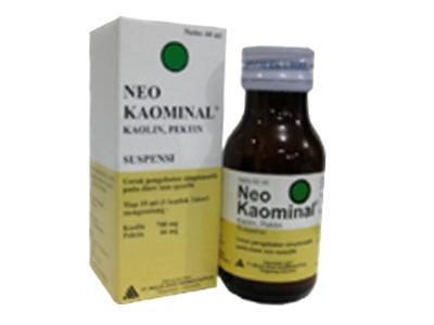 NEO KAOMINAL SIRUP 60 ML