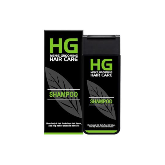 HG MEN'S GROOMING HAIR CARE SHAMPOO 200 ML