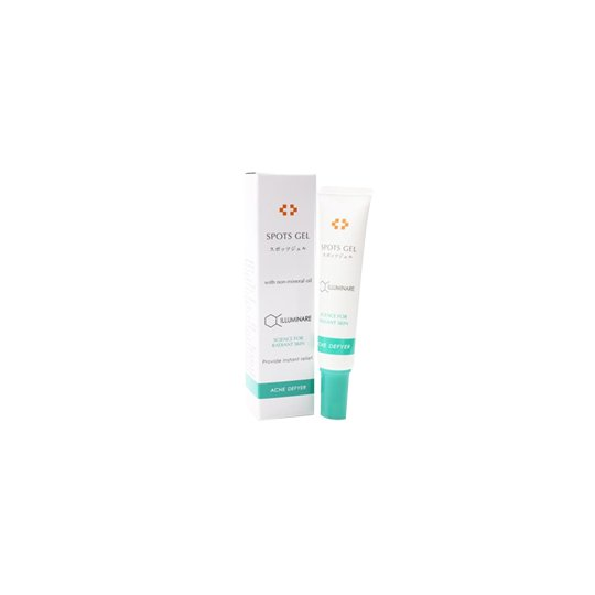 ILLUMINARE ACNE SPOTS GEL 15 ML
