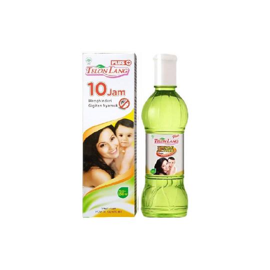 Cap Lang Minyak Telon Plus 150 ml