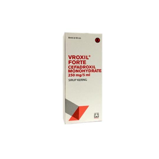 VROXIL FORTE SIRUP 60 ML