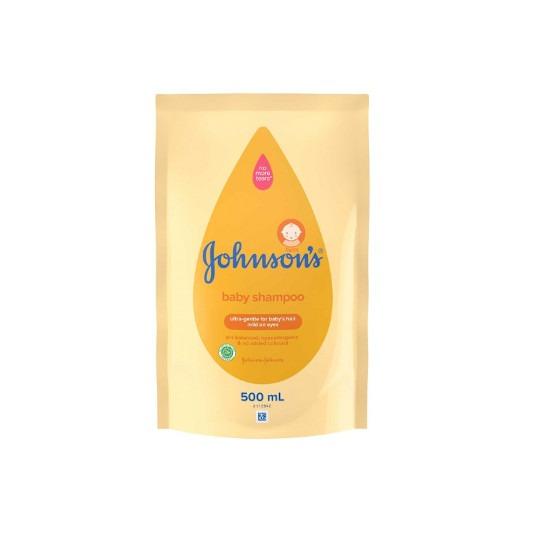 Johnson's Baby Shampoo Gold (Refill) 500 ml