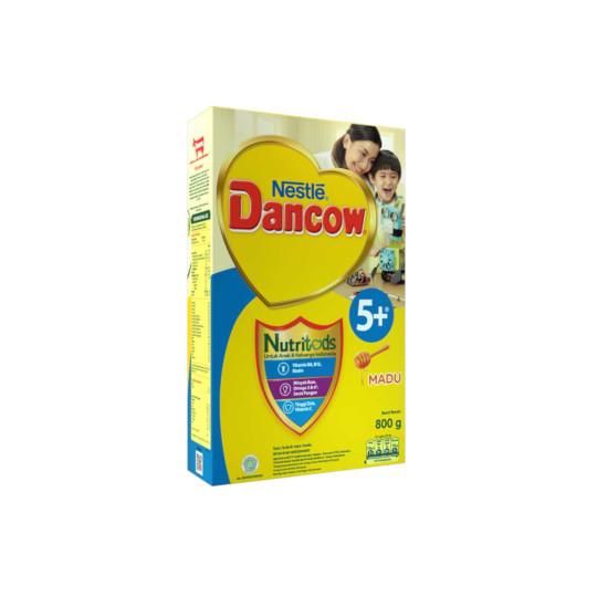 Dancow 5+ Madu 800 g