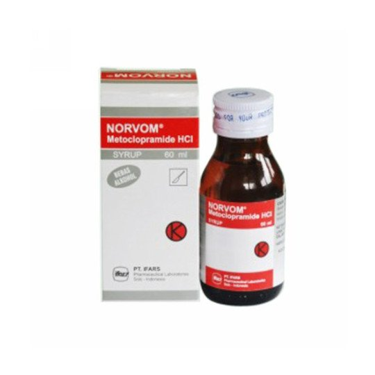 NORVOM SIRUP 60 ML
