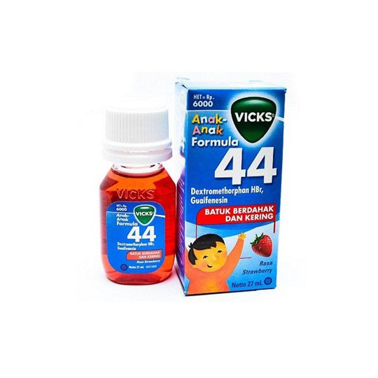 VICKS FORMULA 44 ANAK SIRUP 27 ML