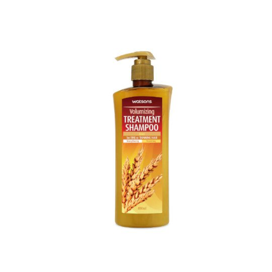 WATSONS TREATMENT HAIR CARE BEER SHAMPOO 400 ML