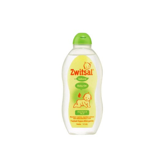 ZWITSAL BABY OIL NATURAL 50 ML