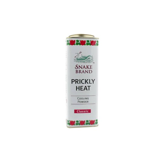 SNAKE BRAND PRICKLY HEAT CLASSIC POWDER 300 G