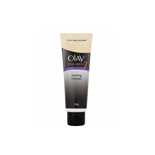 OLAY TOTAL EFFECTS FOAMING CLEANS 100 G